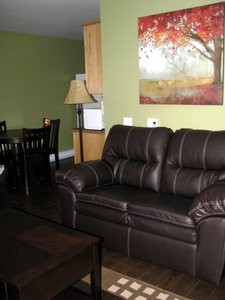 Property: Gros Morne Suites | Room Type: 2-Bedroom Suite Photo 2