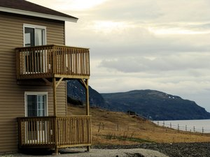 Property: Gros Morne Suites | Room Type: 1-Bedroom Suite Photo 7