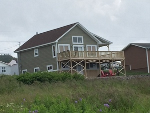 Property: Stunning New 2-Bedroom Oceanfront Cottage Photo 3